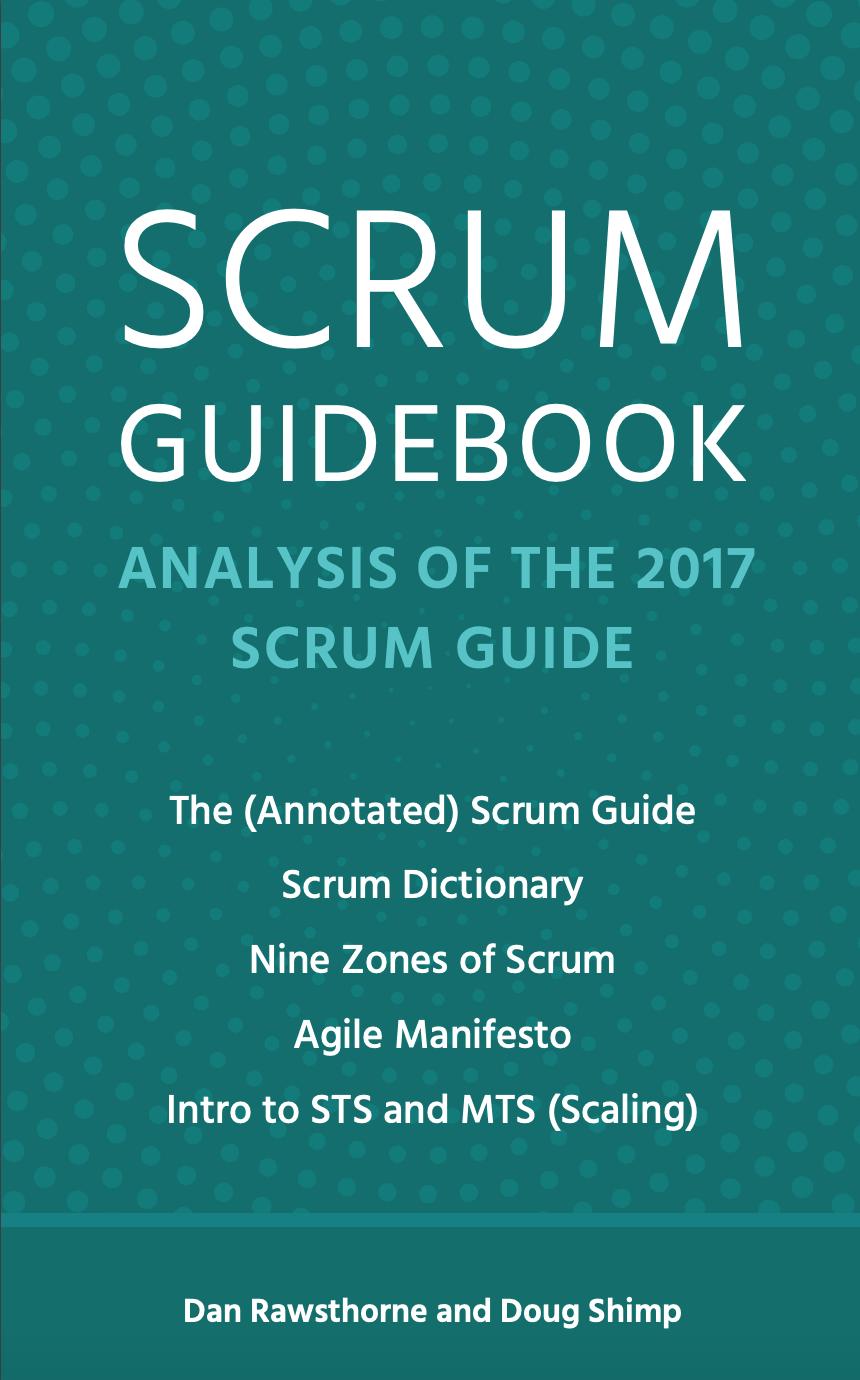 Scrum Guidebook SGO