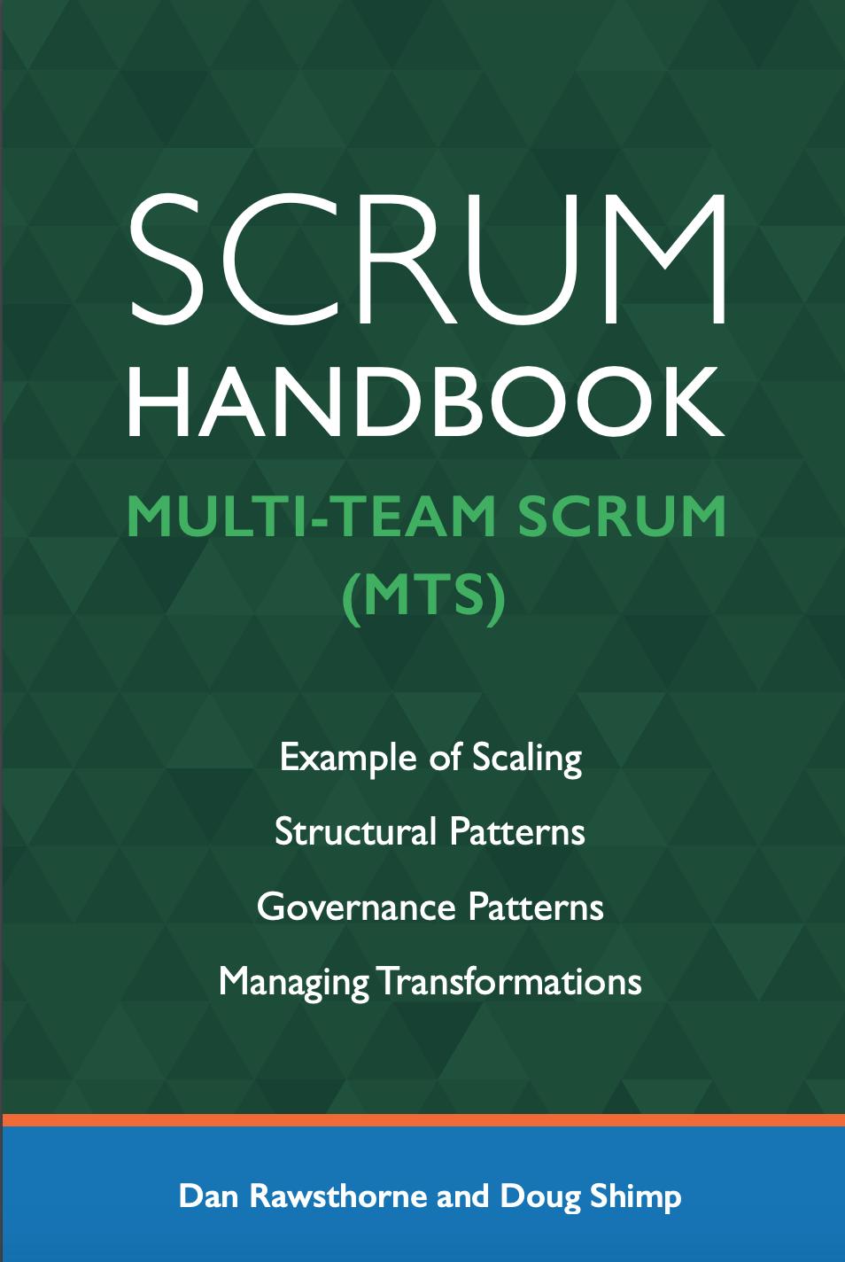 Scrum Handbook MTS